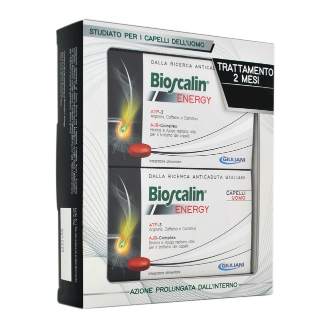 Bioscalin Energy Compresse 30+30
