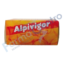 Alpiflor - Alpivigor 10fl 15ml