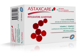 Life Science - Astaxcare 60 Capsule
