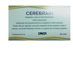 Farmaceutici Damor - Cerebrain 10fl 10ml