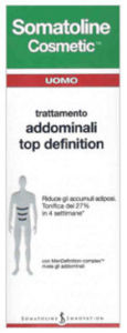 Somatoline Uomo Addominali Top Definition 200 ml