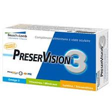 BAUSCH & LOMB- IOM PRESERVISION 3 MULTIPACK 3×30 COMPRESSE